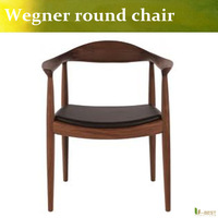 Hans Wegner The Round Chair,Wooden Furniture Of Hans J Wegner The Chair,Living room chair ,Hans J.Wegner dining chair