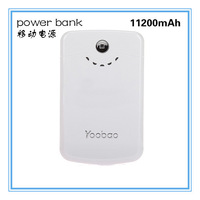 Quality YOOBAO Long March Power Bank YB-642 11200mAh for iPhone, iPad, HTC, Samsung, Mobile Phone, Tablet PC, PSP etc.