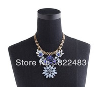 2013 Free Shipping (Min order $10) fashion Unique Exaggerated Luxurious choker Necklace statement jewelry for women jewelry
