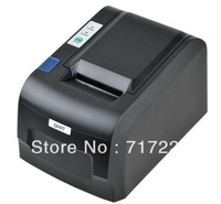 New mini 58mm thermal receipt printer ticket pos 58mm thermal printer USB(black/white)