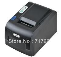 New mini 58mm thermal receipt printer ticket pos 58mm thermal printer USB(black/white)