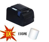 New mini 58mm thermal receipt printer ticket pos 58mm thermal printer; Parallel interface (black/white)