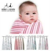 Xmas Gift For New Born Baby Muslin Swaddle Aden Anais Regurgitate milk Blankets Towel EMS free ship