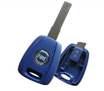 Free Shipping MOQ: 1 PC  Car Key Shell Key Case Cover for Fiat Key Blank Fob