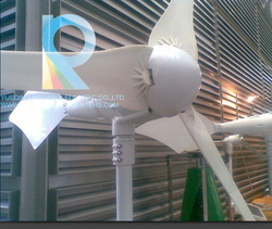 Free DHL shipping 1000w/1kw 48V Wind Turbine and Solar Wind Hybrid Controller household Permanent Magnet Wind generator .(China (Mainland))