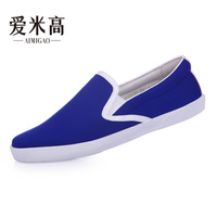 Aimigao 2013 new arrival fashion sport shoes flat heel single shoes canvas shoes fashion shoes women's