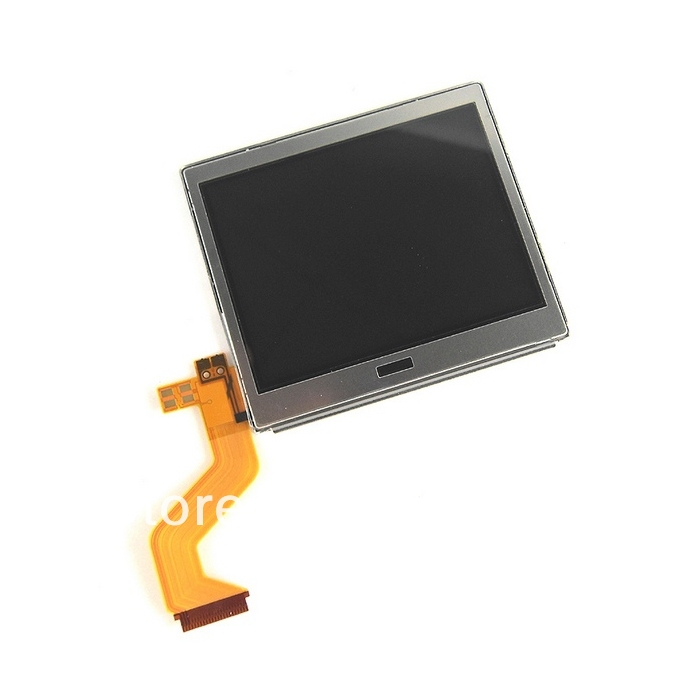 Free Shipping Replacement Upper Top LCD Display Screen upper for Nintendo NDS DS Lite NDSL DSL 5pcs/lot(China (Mainland))