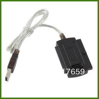 5.25 S-ATA/2.5/3.5 New USB 2.0 to IDE SATA Adapter Cable Dropshipping