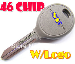 Chrysler/Dodge/Jeep Transponder Key With 46 Chip(China (Mainland))