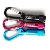 LY20305  mini flashlight Carabiner flashlight camping flashlight led flashlight