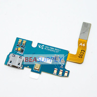 OEM Micro USB charging port &Mic Microphone  flex cable ribbon For Samsung Galaxy Note 2 II T-Mobile SGH-T889