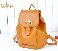 HOT Sale  PU backpack hasp design 2colors