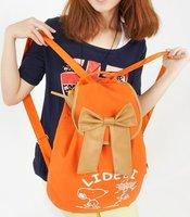HOT  bowknot Backpack Cute schoolbag Casual Bags travelling bag