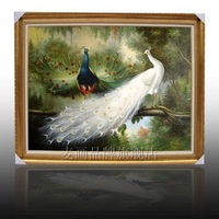 Modern pure hand painting art fashion decorative wall painting entranceway without frame