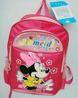Mickey design schoolbag New backpack for children