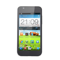 "4.5"" IPS  ZTE V955 Blue MSM8225Q dual core 1.1GHz   512MB+4GB Android 4.0 Phone Capacitance screen Apollo"