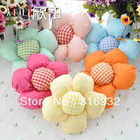 C2 Colorful round flower curtain buckle curtain ring, 2 pairs/lot. can choose color