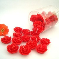 Bottled mini red pink candle the wedding candle wedding candle birthday Floating candles