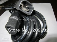 4 meters power cable male/female Dia 7.5mm high quality POWERCABLE