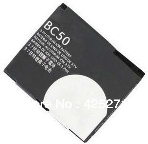 700mAh New Replacement Cell Phone Battery For BC50 Motorola KRZR K1 SLVR L7 L6 L2 RIZR Z3 L2 L6 K1 Z1 Z6 V3X C257 Free Shipping(China (Mainland))