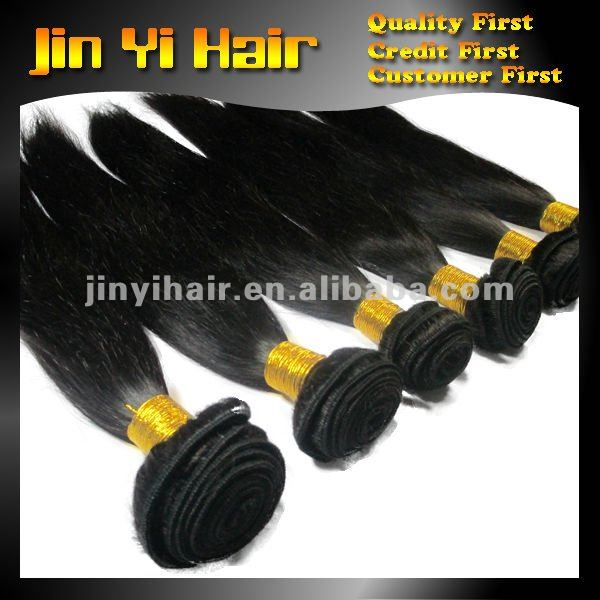 Hot Sale Mogolian Hair Free Shipping, 10''-30'' Can Choice Hair Extension, Human Hair, Virgin Hair, 300g/lot(China (Mainland))