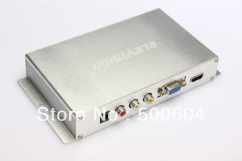 "2013 Newest Full HD 1080p 3D media player H264 MKV VGA HDMI USB hdd multimedia center support internal 2.5"" SATA Maximum 1TB"