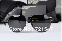 The new 2013 fashion sunglasses for men The summer beach vacation and motorists Necessary!