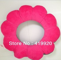 Free Shipping! Small Size Children Total Pillow Flower Shape Applicable to Students and Children 6 Colors Available