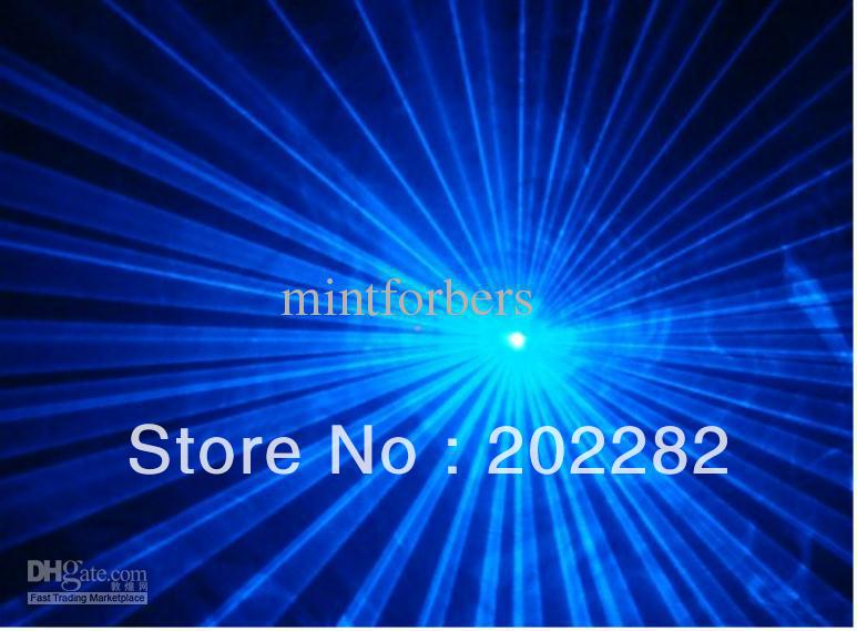 300mw blue DJ Laser Stage Lighting Programmable Animation Beam ILDA DMX SD Card(2G) DIY Show(China (Mainland))