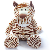 J1 Free shipping.Nici jungle brothers series plush tiger toy , 35cm .1pc