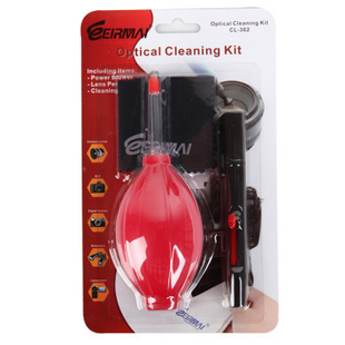 Eirmai cleaning lens pen suit air blowing lens cloth slr digital camera cleaning products(China (Mainland))