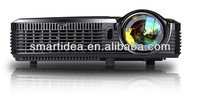 2013 Hot Selling !! Free shipping Short throw DLP projector with 4500ANSI 1080P 3D support