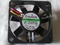 Free Shipping For SUNON KDE1245PFV1 4510 DC12V 1.8W Server Cooling fan