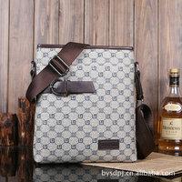 Free shipping wholesaleBlue G pattern PU leather man bag Messenger bag man bag leisure bag an award on behalf of the posts brand