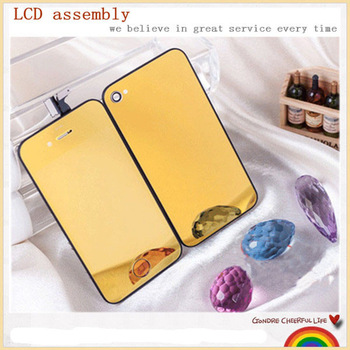 Competitive price lcd with digitizer assembly for iphone4s
