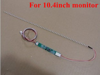 Adjustable brightness led backlight strip kit,Update your 10.4inch CCFL monitor to led panel screen