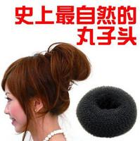 Hair accessory meatball head donuts hair hair maker hair accessory tools