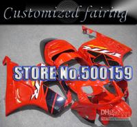 Customized fairing -red motorcycle aftermarket fairing kit FOR Honda VTR 1000 R 1000R VTR1000 RVT1000 SP1 SP2 RC51