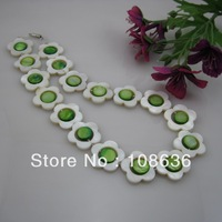 Free Shipping   Flower Shell Necklace Cookers Necklace