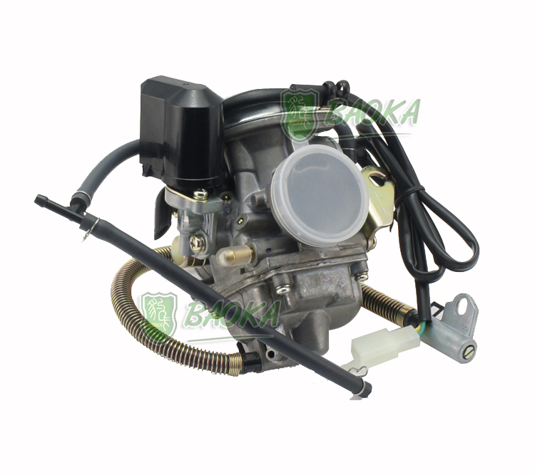 Card pedal car gy6 125cc 150cc carburetor bikes 150cc carburetor(China (Mainland))