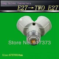 Lamp Holder Converter b22 Converter two e27