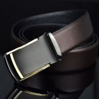 Personalized first layer of cowhide male strap trend genuine leather all-match belt casual fashion smooth buckle waist belt