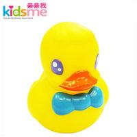 Little duck bath toys baby swimming toys duck child bath toys water spray