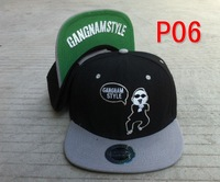 2013 New Fashion Classic fashion personality gangnam style Baseball cap Hip-hop cap PSY hat Free shipping High quality
