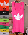 Women Summer vest 100% Cottom Sexy Camisoles tops Women sports Tanks Free Shipping(China (Mainland))