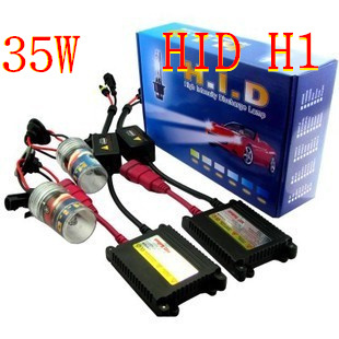 hid xenon kit slim h1 h3 h4 h7 h8 h9 h11 hid kit 35w free shipping by CHINA Post Air Mail(China (Mainland))