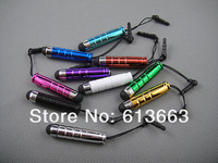 Wholesale 100pcs/lot Bestsellingtouch screen stylus touch pen for tablet pc Plastic Materail,Free shipping