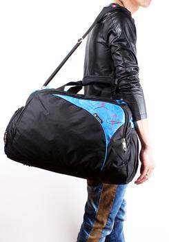 Конструктор спорт тренажерный зал duffles креста тела футбол сумка поездки багаж сумки двухфункциональное с индивидуальной туфли чехол
