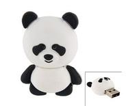 Free Shipping Panda USB Flash Drives (White) 4GB 8GB 16GB 32GB