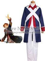 Axis Powers Hetalia America Independence War Cotton Uniform Cloth Cosplay Costume